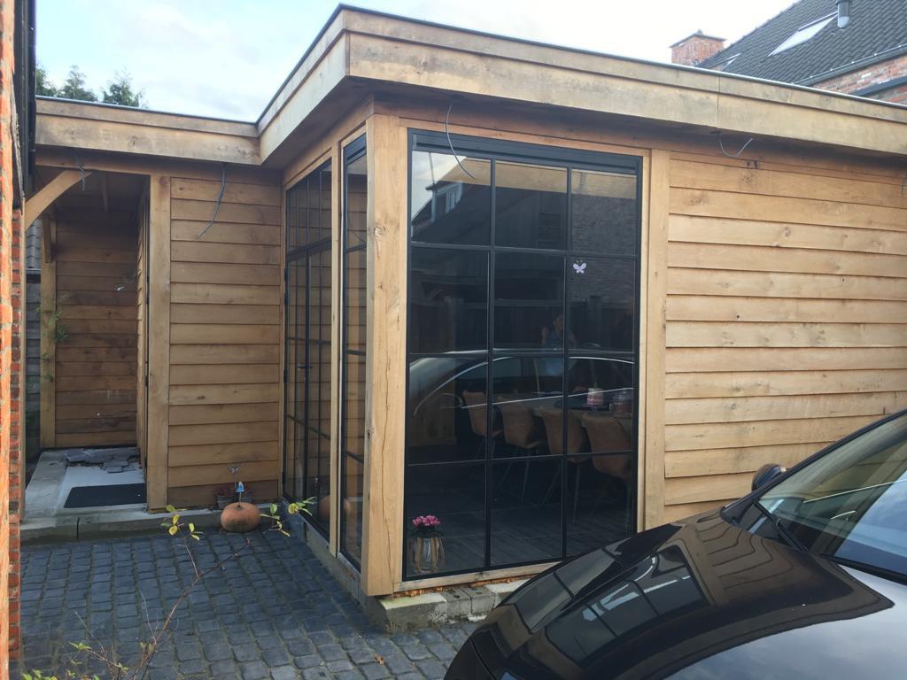 Houten-uitbouw-26-1024x768 - Houten uitbouw woning