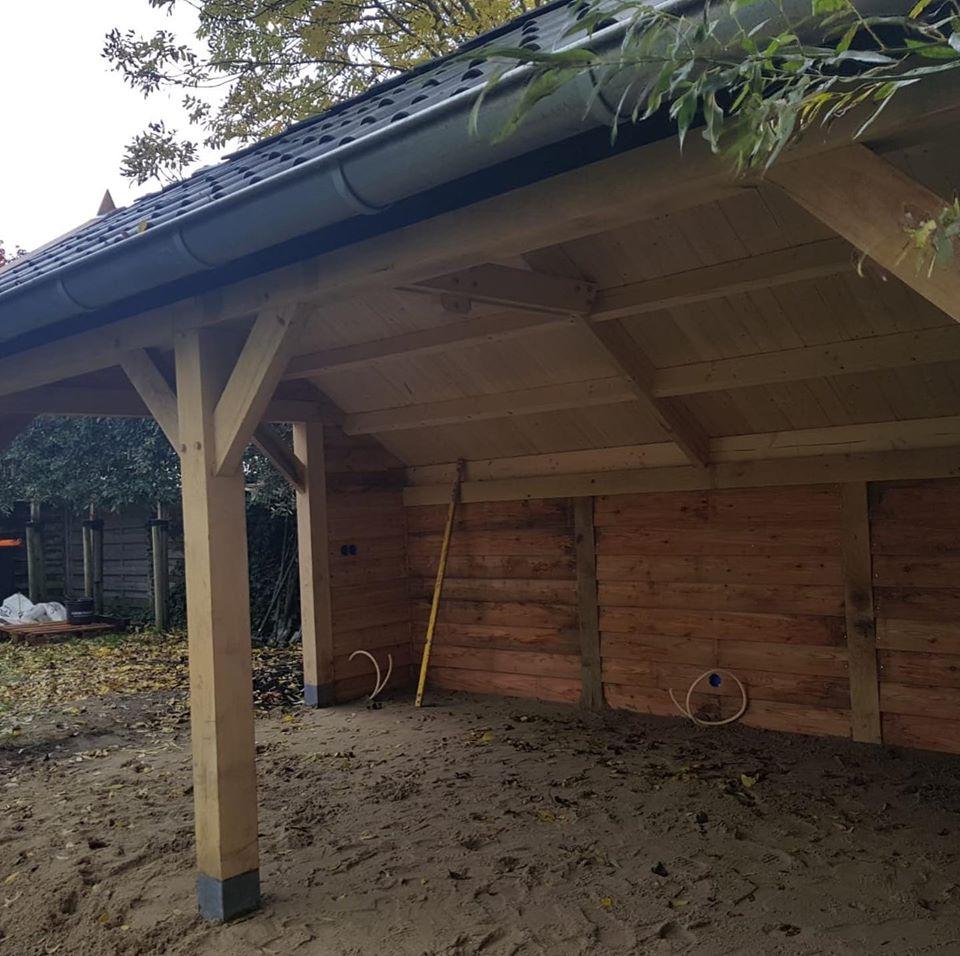 houten-tuinkamer-2 - Landelijke tuinkamer