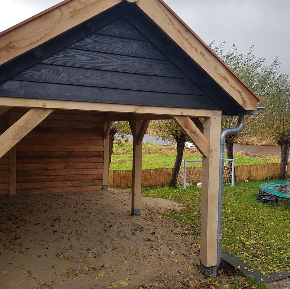 houten-tuinkamer-3 - Landelijke tuinkamer