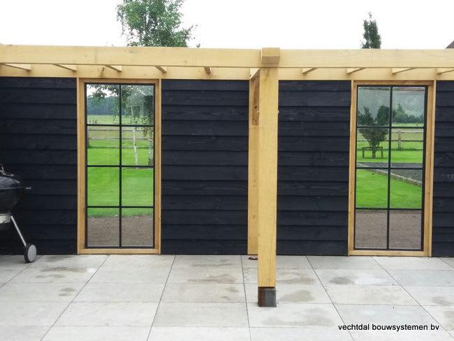 eiken-poolhouse-27 - Luxe houten overkapping