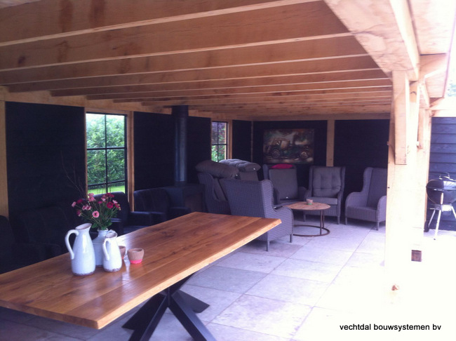 eiken-poolhouse-30 - Luxe houten overkapping