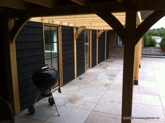 eiken-poolhouse-34 - Luxe houten overkapping