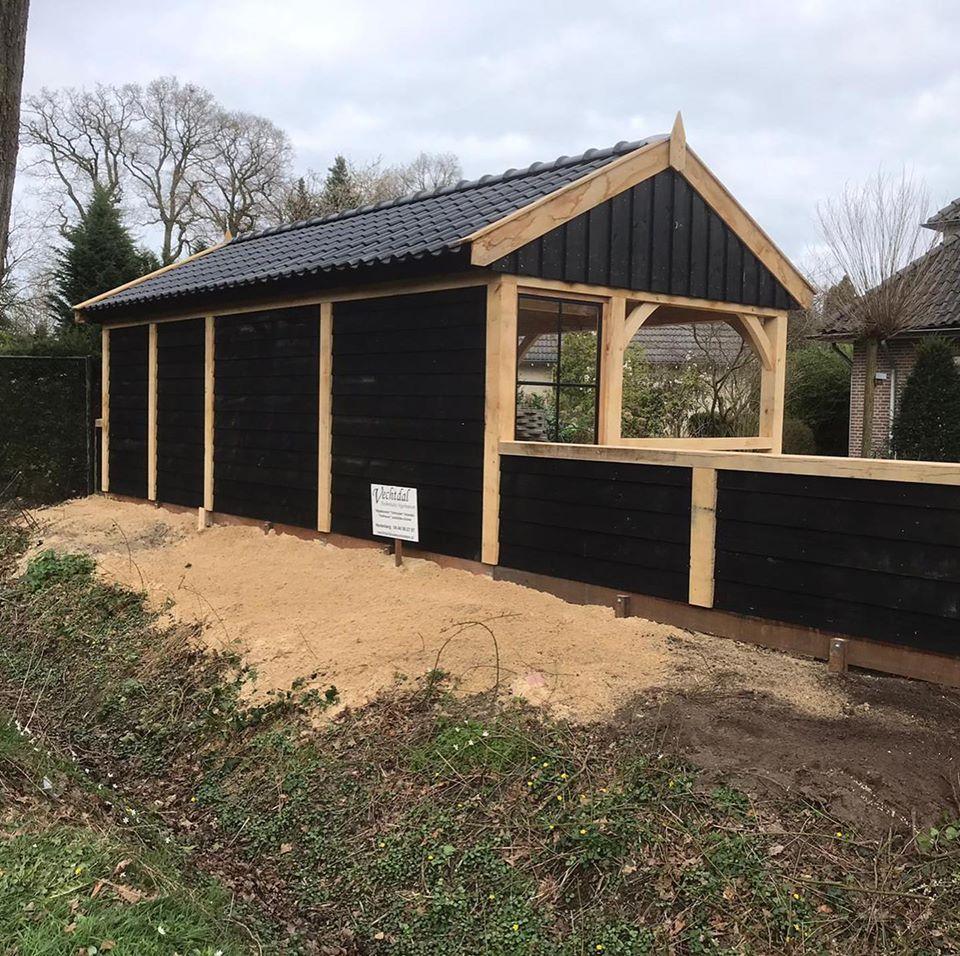 houten-tuinhuis-met-veranda-2 - Houten tuinhuis met veranda