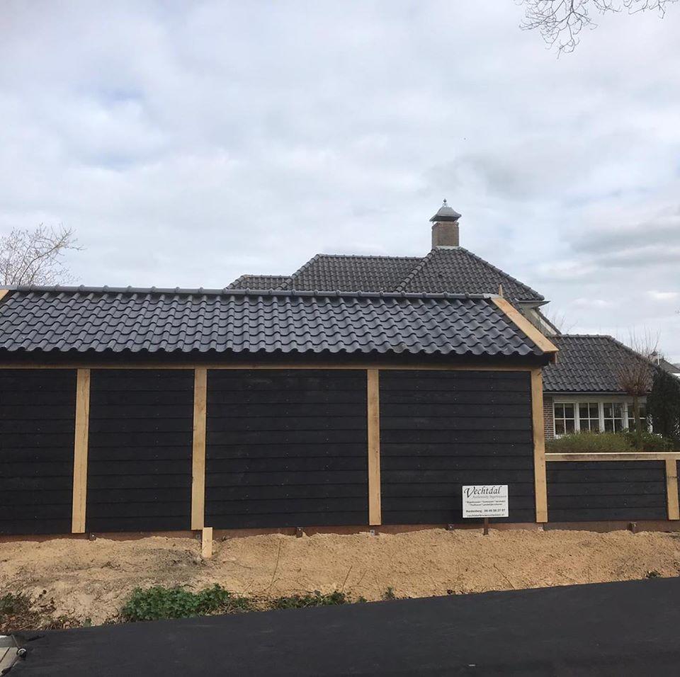houten-tuinhuis-met-veranda-3 - Houten tuinhuis met veranda