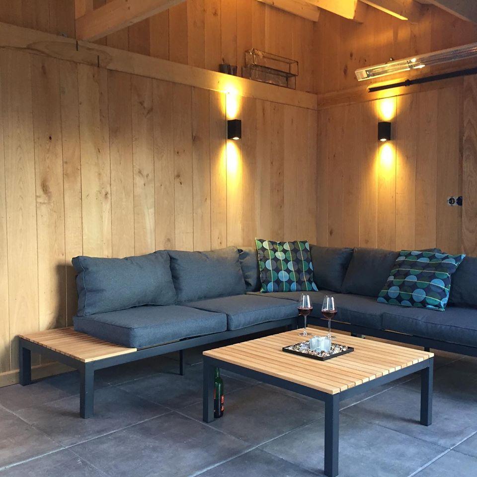 overkapping-loungeset - Loungeruimte