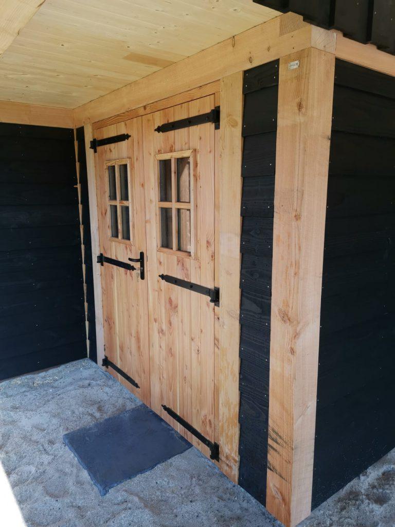 houten-tuinhuis-met-veranda-1-768x1024 - Houten tuinhuis met veranda