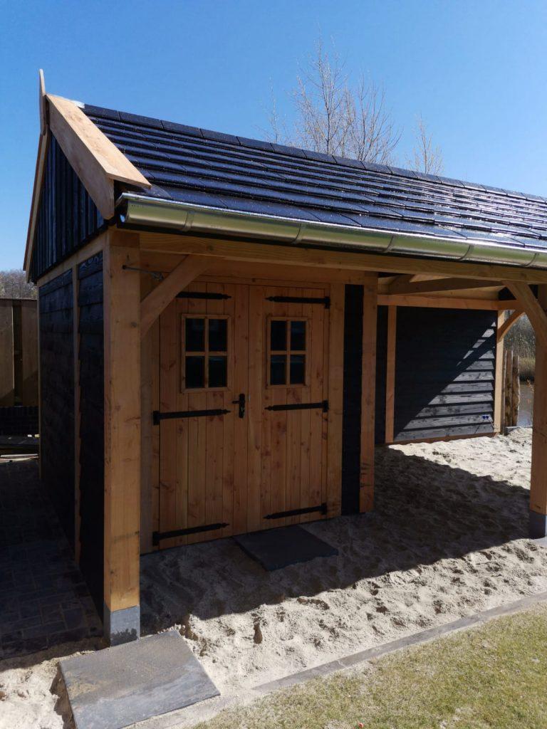 houten-tuinhuis-met-veranda-4-768x1024 - Houten tuinhuis met veranda