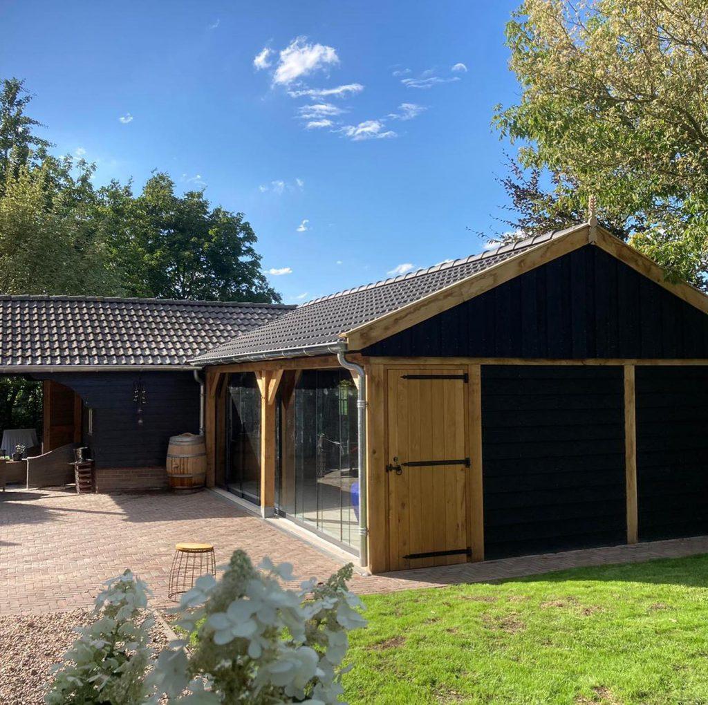 Houten-garage-hoekmodel-3-1024x1020 - Houten Garage