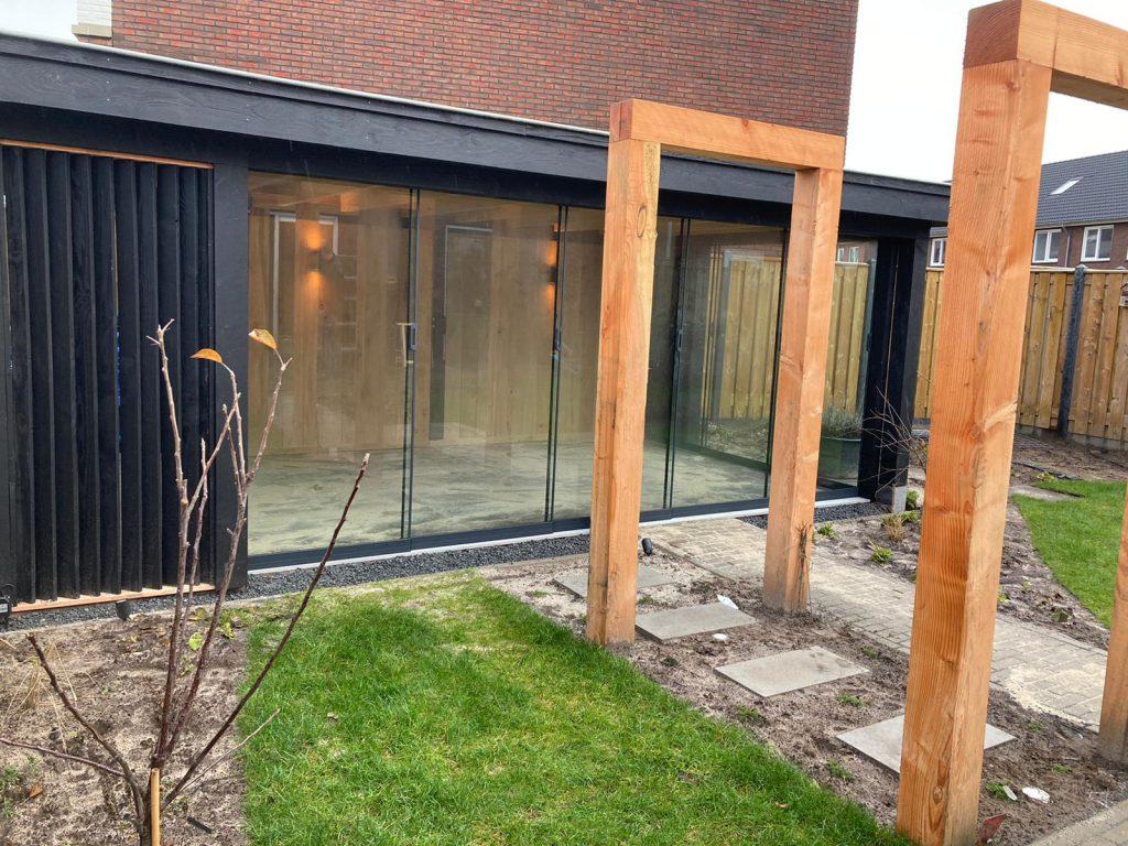 Moderne-houten-tuinkamer-2-1024x768 - Stijlvolle Tuinkamer