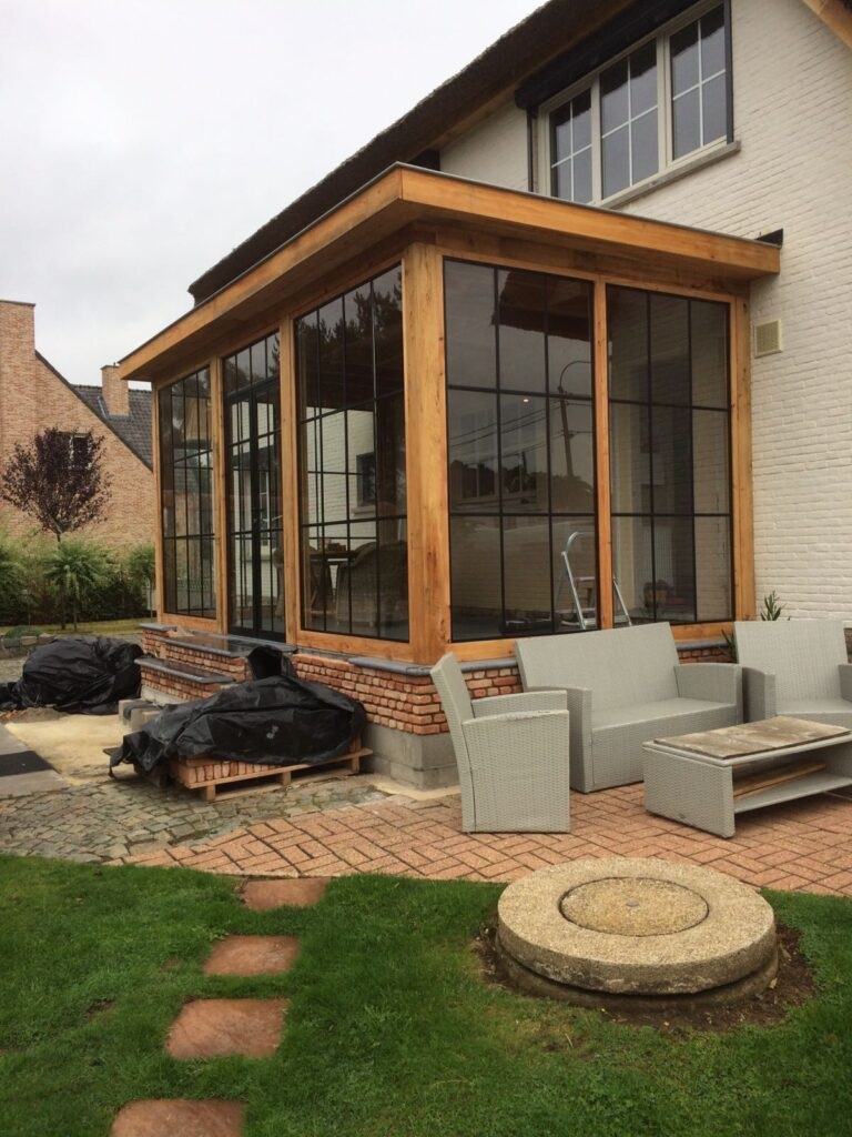 houten-tuinkamer-serre-2-768x1024 - Houten tuinkamer