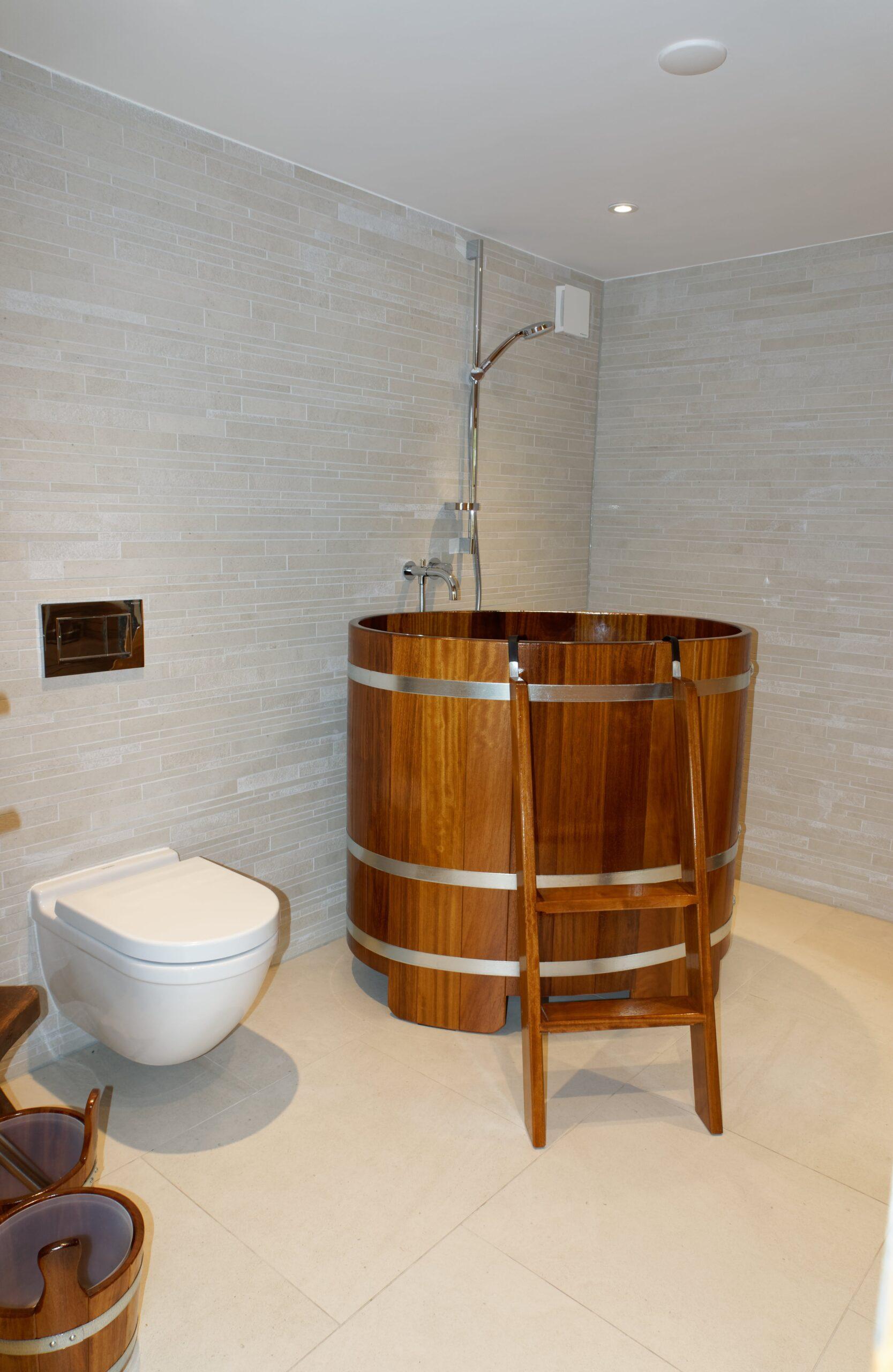Eiken-bijgebouw-16-scaled - Project Laren: Houten schuur met sauna en tuinkamer