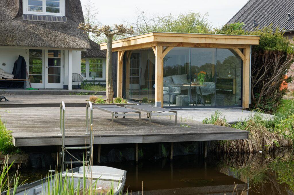 Luxe-tuinkamer-aan-het-water-3-1024x681 - Luxe tuinkamer