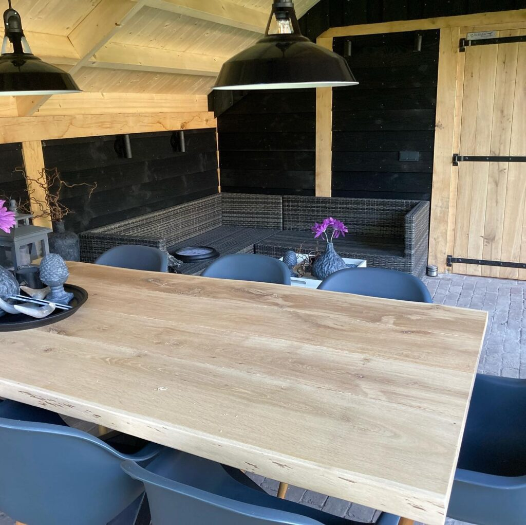 houten-kapschuur-met-tuinkamer-5-1024x1021 - Houten kapschuur met tuinkamer