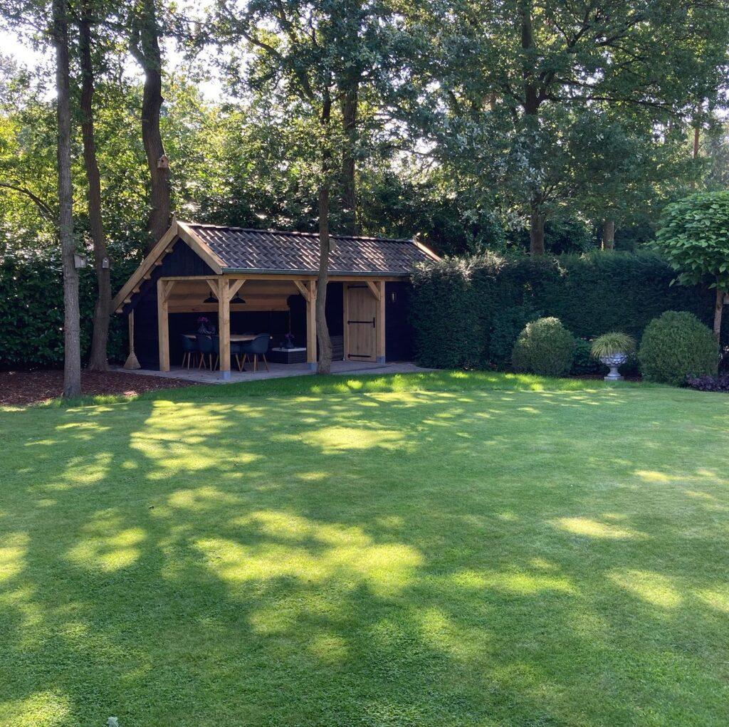 houten-kapschuur-met-tuinkamer-7-1024x1021 - Houten kapschuur met tuinkamer