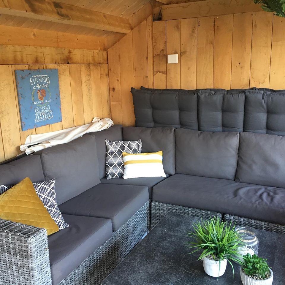 houten-kapschuur-tuinkamer-2 - Houten tuinkamer