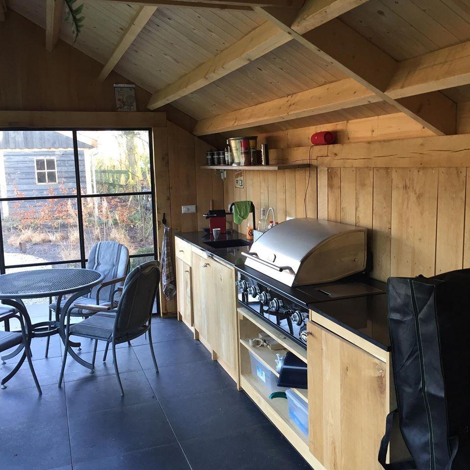 houten-kapschuur-tuinkamer-4 - Houten tuinkamer