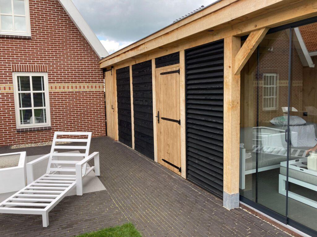 houten-carport-met-tuinhuis-en-tuinkamer-10-1024x768 - Houten tuinhuis met carport en tuinkamer