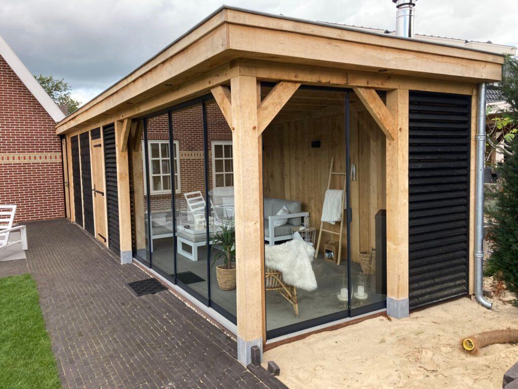 houten-carport-met-tuinhuis-en-tuinkamer-14-1024x768 - Houten tuinhuis met carport en tuinkamer