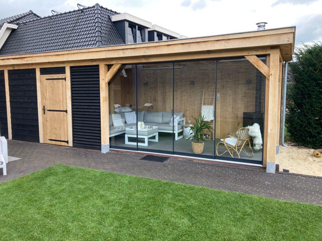 houten-carport-met-tuinhuis-en-tuinkamer-17-1024x768 - Houten tuinhuis met carport en tuinkamer