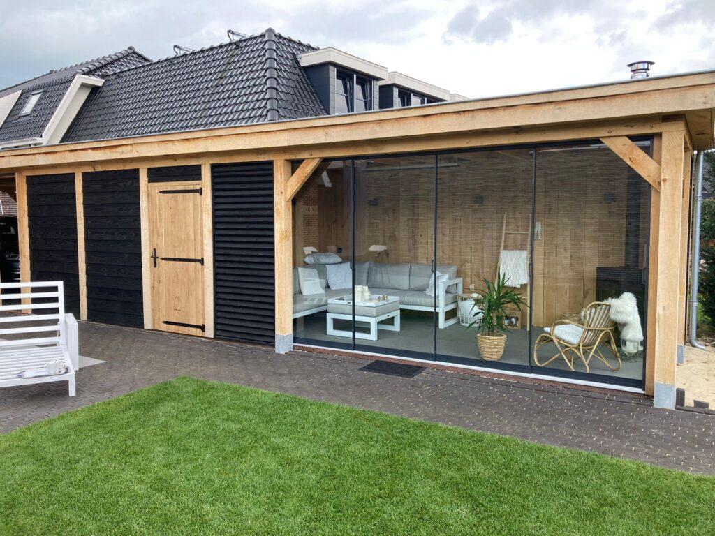 houten-carport-met-tuinhuis-en-tuinkamer-18-1024x768 - Houten tuinhuis met carport en tuinkamer