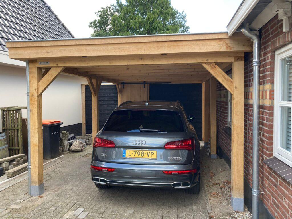 houten-carport-met-tuinhuis-en-tuinkamer-3-1024x768 - Houten tuinhuis met carport en tuinkamer