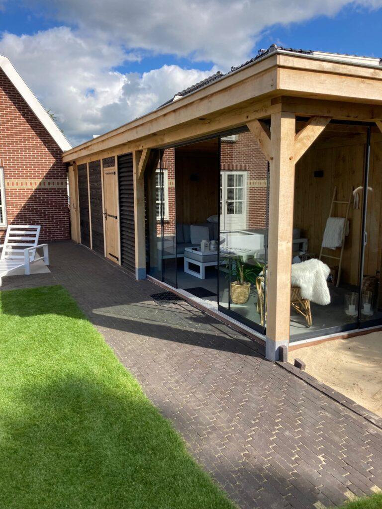 houten-carport-met-tuinhuis-en-tuinkamer-6-768x1024 - Houten tuinhuis met carport en tuinkamer